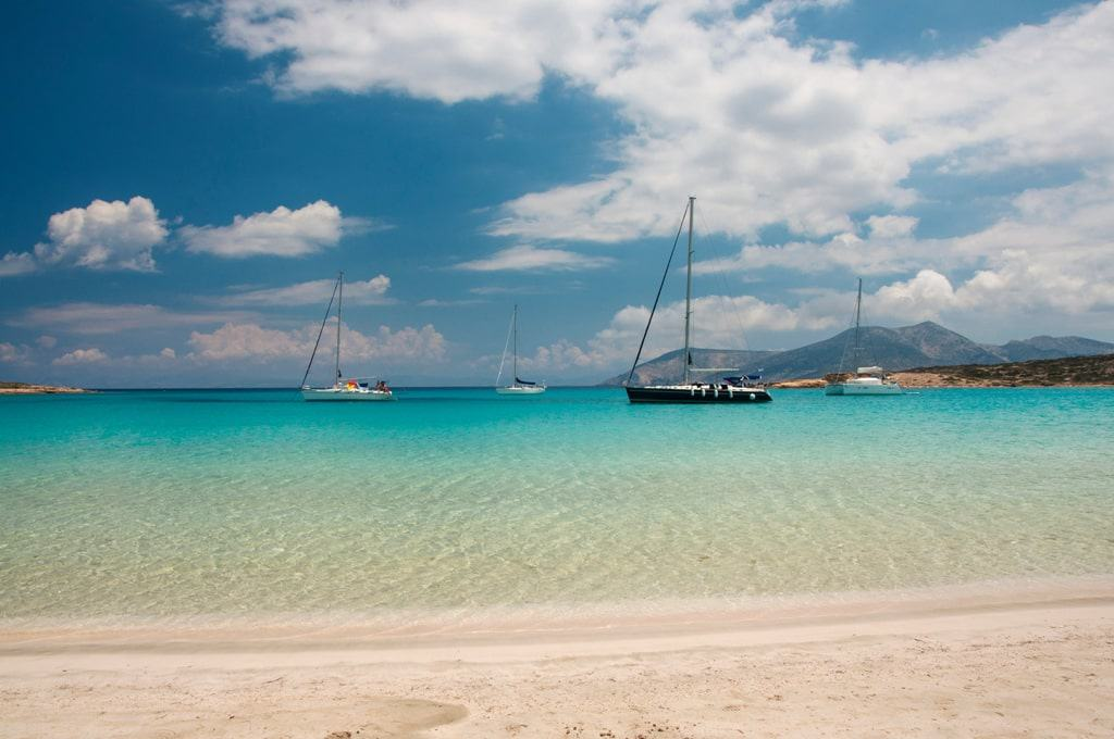 These Best Beaches in the Greek Islands